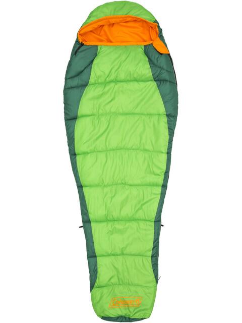 Coleman Fision 200 Schlafsack grün